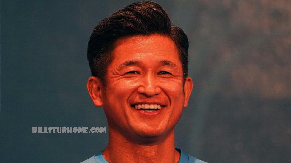 คาซึโยชิมิอุระ นักฟุตบอลวัย35ปีที่ขยายสัญญาต่อไปอีกกับทีมเขาทำให้คนทั้งโลกต้องทึ่ง โดยรอบสองของลีกคัพญี่ปุ่นปกติไม่ใช่ข่าวต่างประเทศ
