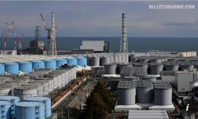 ฟุกุชิมะ ปล่อยน้ำปนเปื้อนลงทะเล ญี่ปุ่นจะปล่อยน้ำกัมมันตรังสีที่ผ่านการบำบัดแล้วจากโรงงานนิวเคลียร์ฟุกุชิมะที่ถูกทำลายลงสู่ทะเล