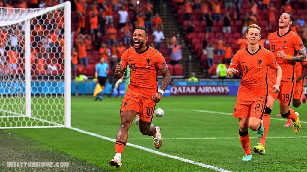 ดัตช์เป็น ผู้ชนะกลุ่มหลังจากชนะออสเตรีย เนเธอร์แลนด์ผ่านเข้าสู่รอบน็อคเอาท์ยูโร 2020 โดยคว้าตำแหน่งสูงสุดในกลุ่ม C โดยได้รับชัยชนะ 2-0