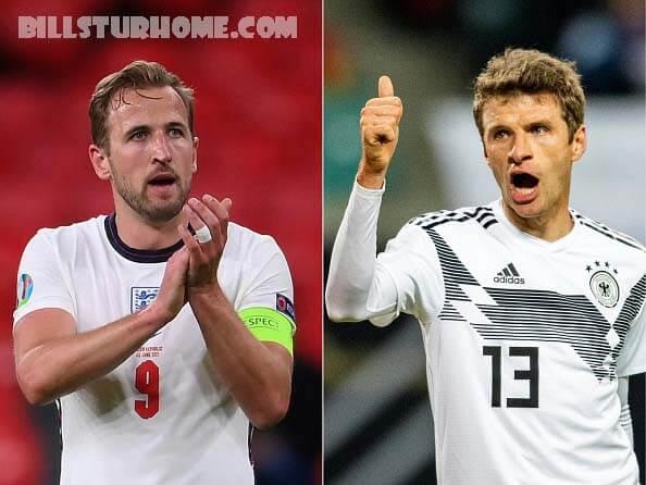 อังกฤษ พบกับเยอรมนีเพื่อเข้ารอบก่อนรอง แกเร็ธ เซาธ์เกตกำลังมองหาการรักษาความปลอดภัยของอังกฤษผ่านเข้าสู่รอบ 8 ทีมสุดท้ายด้วยรอบน็อค